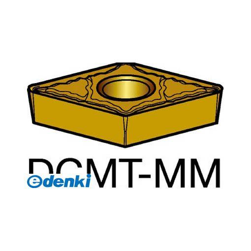 【あす楽対応】サンドビック(SV) [DCMT11T304-MM1115] 【10個入】 コロターン107 旋削用ポジ・チップ 1115 COATDCMT11T304MM87161115
