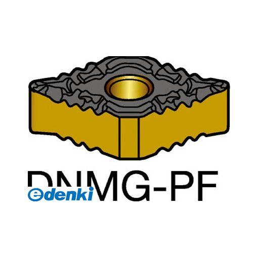 【あす楽対応】サンドビック(SV) [DNMG110404-PF5015] 【10個入】 T-Max P 旋削用ネガ・チップ 5015 CMTDNMG110404PF87165015
