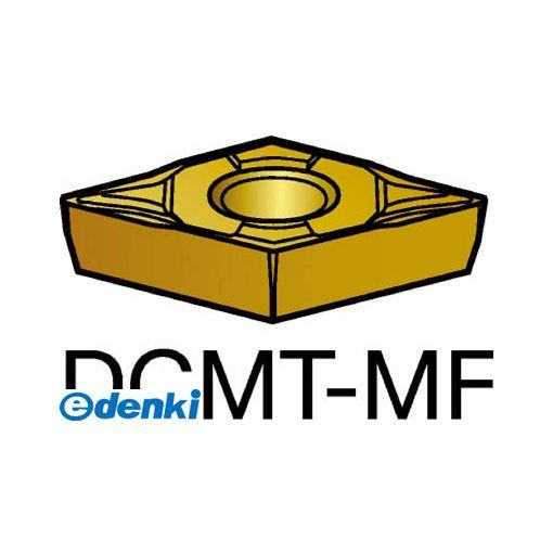 サンドビック SV DCMT11T308-MF1115 【10個入】 コロターン107 旋削用ポジ・チップ 1115 COATDCMT11T308MF87161115