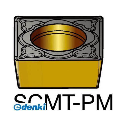 【あす楽対応】サンドビック(SV) [SCMT120408-PM5015] 【10個入】 コロターン107 旋削用ポジ・チップ 5015 CMTSCMT120408PM87165015