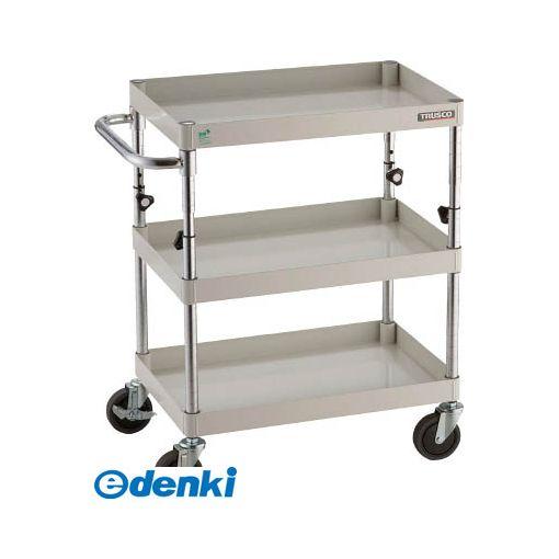 最高の品質の PEW-A993-YG トラスコ フェニックスワゴン 900X600XH880~1130 3段 YGPEWA993YG8000:測定器・工具のイーデンキ TRUSCO-DIY・工具