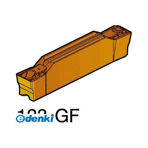 サンドビック SV N123H2-0400-0004-GF1125 【10個入】 コロカット2 突切り・溝入れチップ 1125 COATN123H204000004GF87161125