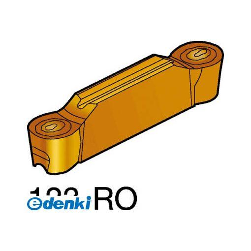 【あす楽対応】サンドビック SV N123H2-0500-ROH13A 【10個入】 コロカット2 突切り・溝入れチップ H13A 超硬N123H20500RO8716H13A