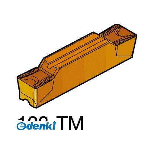サンドビック SV N123L2-0800-0008-TM3115 【10個入】 コロカット2 突切り・溝入れチップ 3115 COATN123L208000008TM87163115