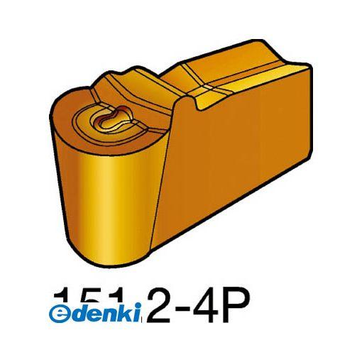 サンドビック SV N151.2-600-50-4P235 【10個入】 T-Max Q-カット 突切り・溝入れチップ 235 COATN151.2600504P8716235