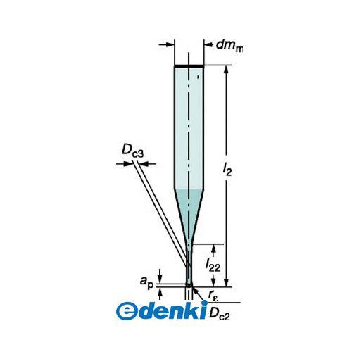 サンドビック SV R216.42-04030-AC06G1700 コロミルプルーラ 超硬ソリッドエンドミル 1700 COATR216.4204030AC06G87161700