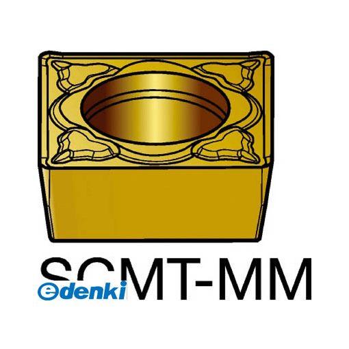 【あす楽対応】サンドビック(SV) [SCMT120408-MM2025] 【10個入】 コロターン107 旋削用ポジ・チップ 2025 COATSCMT120408MM87162025