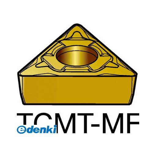 サンドビック SV TCMT16T304-MF1125 【10個入】 コロターン107 旋削用ポジ・チップ 1125 COATTCMT16T304MF87161125