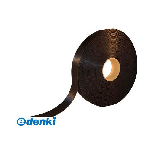 トラスコ TRUSCO TMKT-40W-BK 耐候性マジックバンド結束テープ 両面 幅40mmX長さ30m 黒TMKT40WBK3100【送料無料】