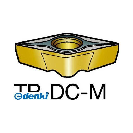 サンドビック SV TR-DC1308-M1125 【10個入】 コロターンTR 旋削用ポジ・チップ 1125 COATTRDC1308M87161125