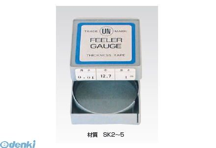 UN精機 3M 0.035 フィラーゲージテープ 3M0.035
