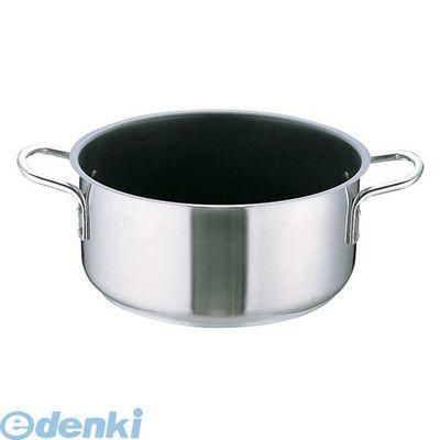 [ASTI005] ムラノ インダクション テフロンセレクト 外輪鍋(蓋無)28 4905001112102