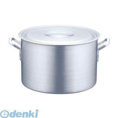 [AHV6242] 半寸胴鍋 アルミニウム(アルマイト加工) (目盛付)TKG 42 4905001108099