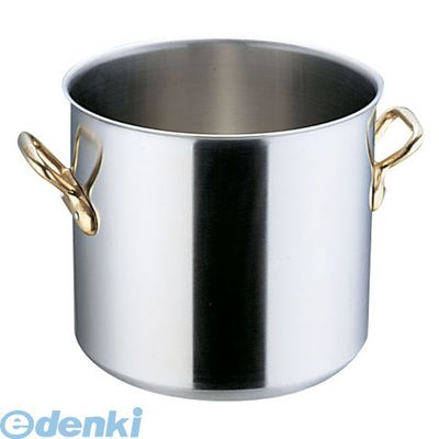 [AEK0107] エコクリーン スーパーデンジ 寸胴鍋 (蓋無) 39cm 4954057004398【送料無料】