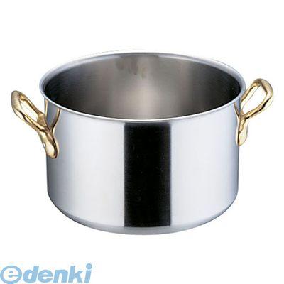 [AEK0208] エコクリーン スーパーデンジ 半寸胴鍋 (蓋無) 42cm 4954057005425【送料無料】