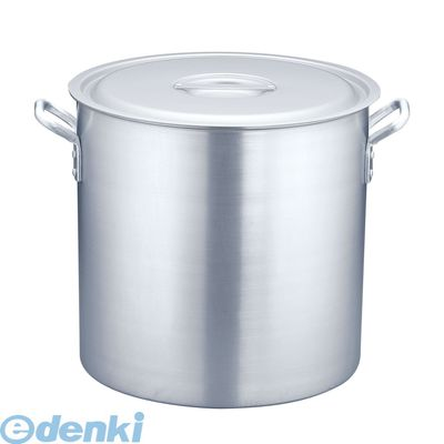 [AZV6351] 寸胴鍋 アルミニウム(アルマイト加工) (目盛付)TKG 51 4905001120671
