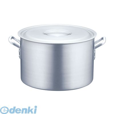 [AHV6260] 半寸胴鍋 アルミニウム(アルマイト加工) (目盛付)TKG 60 4905001108143