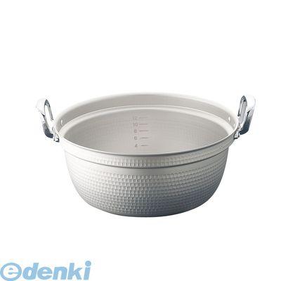 [AEK0908] エコクリーン マイスターアルミ極厚円付鍋 45cm 4905001539299