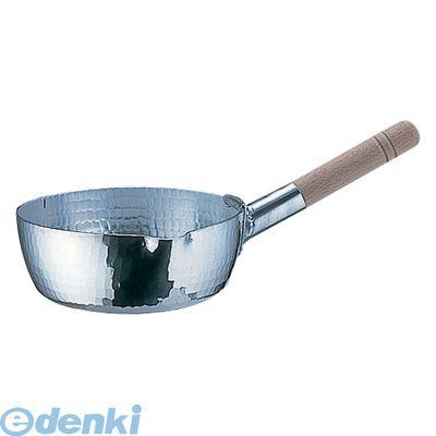 [AYK5324] アルミ 本職用 手打雪平鍋(3厚) 24 4905001241239