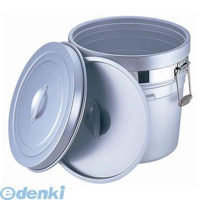 ASYA002 アルマイト 段付二重食缶 大量用 250-S 36l 4906211099184