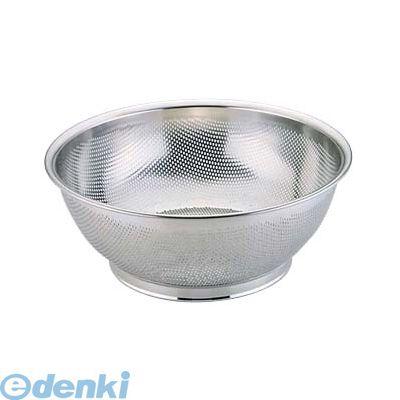[AEK1503] エコクリーン 18-8パンチング浅型ざる 37.5cm UK 4520785071591