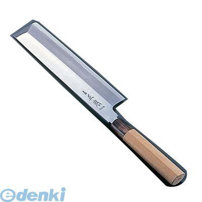 [AMS43019] 正本 本霞・玉白鋼 東型薄刃庖丁 19.5cm 4562208172270