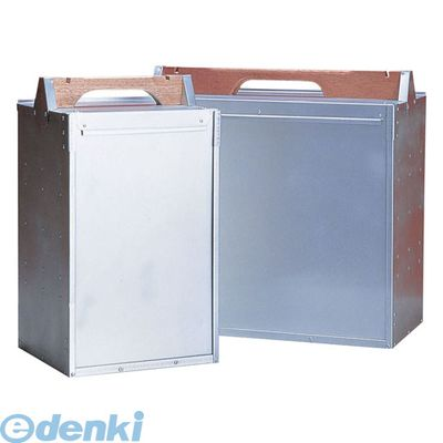 [ADM0806] アルミ 出前箱 横3段 4970197104033