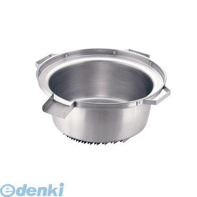 [ASB8001] 18-8 エコライン 麺ゆで鍋 4900896128573【送料無料】