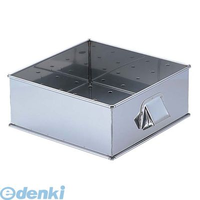 [AMS66350] SA21-0角蒸器 50cm用:枠(目皿付) 4905001901430【送料無料】