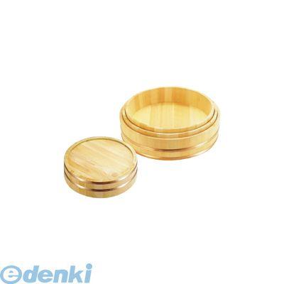 BHV01045 木製銅箍 飯台 サワラ材 45cm 4582222520086