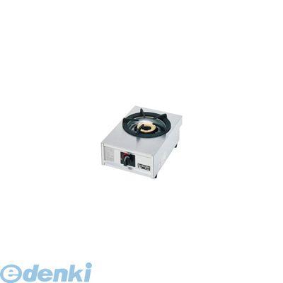 [DKV2301] ガステーブルコンロ親子一口コンロ M-201C     LPガス 4905001255038【送料無料】