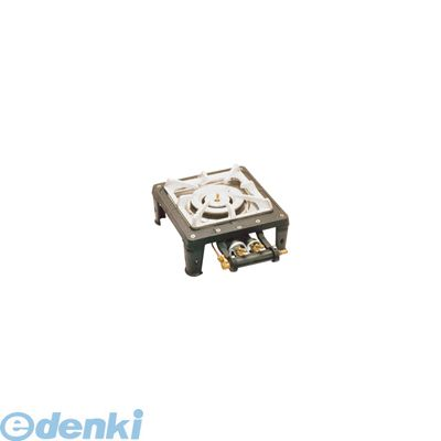 [DKV4502] テーブルコンロ MD-701 1連・マッチ点火 12・13A 4582225503529