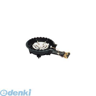 [DBC1602] ハイカロリーコンロ 三重型MD-308P (P付)  12・13A 4582225503420