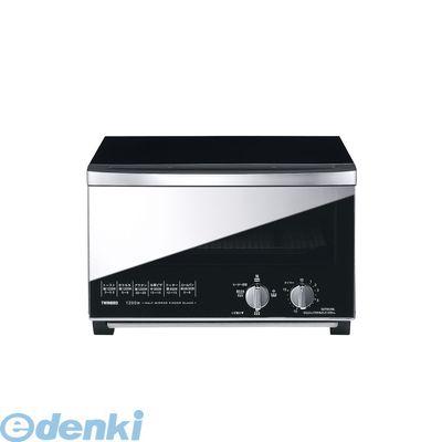 GTC1001 ミラーガラス オーブントースター TS-D047B 4975058404710