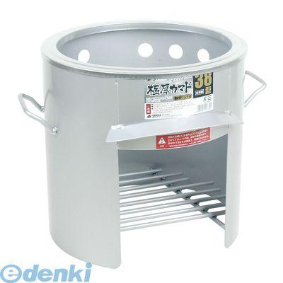 GKM0403 極厚かまど 鍋受リング付 42型 OS-0666 4990127017585