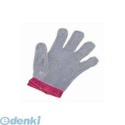 STB6503 ニロフレックス メッシュ手袋5本指 S S5 白 4905001323980【送料無料】