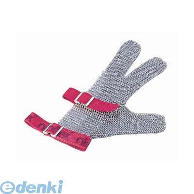 [STB6702] ニロフレックス メッシュ手袋3本指 M M3(赤) 4905001324109【送料無料】