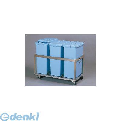 KPC3260 SA18-8ペールステーションカート 60型 4905001026713【送料無料】