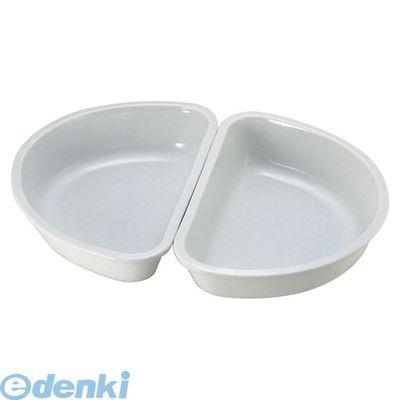 [NTEC820] UK18-8バロン小判チェーフィング 用陶器 20インチ(2枚組) 4520785044977【送料無料】