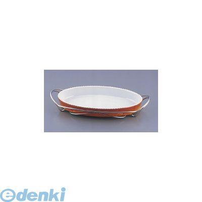 NSY202 SAシャトレ 小判グラタンセット 12-PC200-40 茶 4905001817304【送料無料】