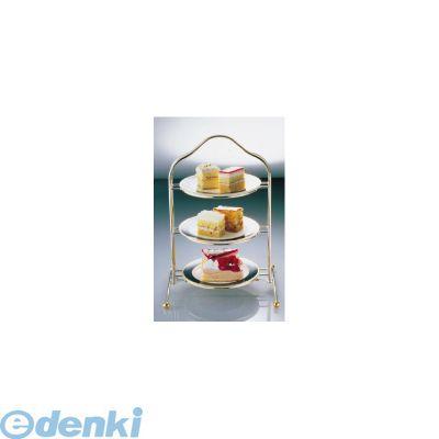 PAH01 UK アフタヌーンティースタンド 1サイズ用 銀メッキ 4520785054228