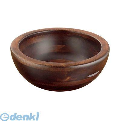 PSC9602 木製 惣菜くり鉢 深型 中 44283 4988484442836