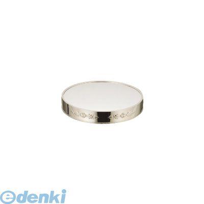 [NML44181] UK18-8丸ミラープレート 18インチ (アクリル) 4520785025419