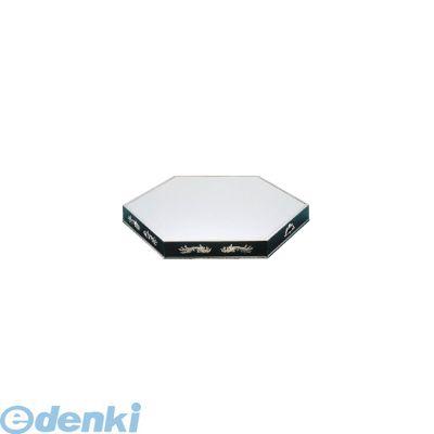 [NML48243] UK18-8六角型ミラープレート 24インチ(ブラックアクリル) 4520785027765