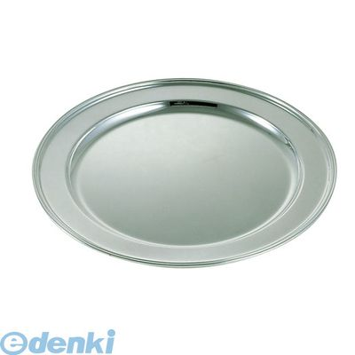 [TNK01024] 洋白3.8μ 丸肉皿 24インチ 4905001351044【送料無料】