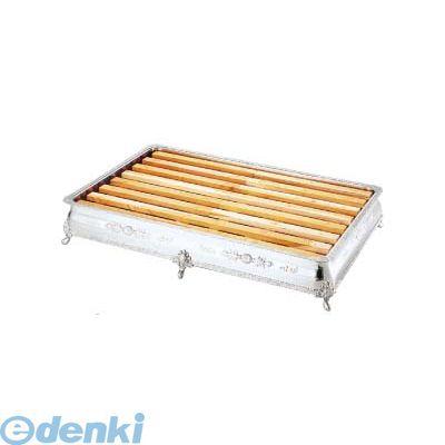 NKO0205 UK 18-8広渕 氷彫刻飾台 38インチ 菊 4520785009525