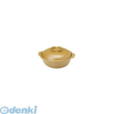 [QDN08030] アルミ合金 黄瀬戸土鍋風鍋 30 4905001313868