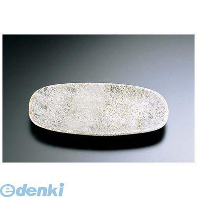 [RIS1601] 石器 角小判皿 YSSJ−015 23 8809177648754