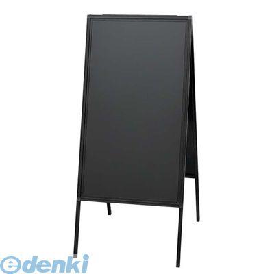 PKK8101 蛍光マーカー用アルミ枠スタンド黒板 ABD85-1 4977720889665【送料無料】