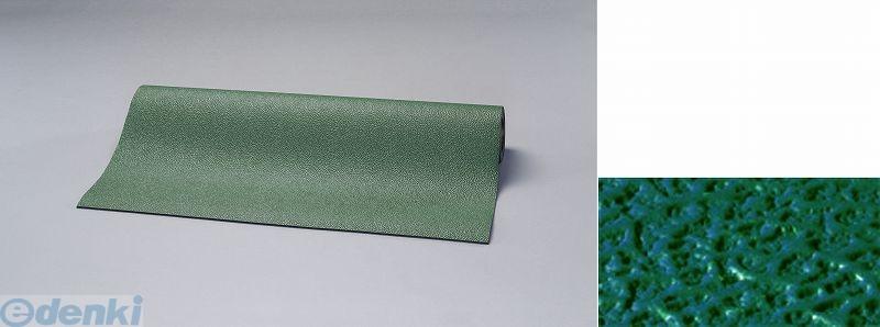 【個人宅配送不可】 EA997RB-48 直送 代引不可・他メーカー同梱不可 1mx9mmx5m クッションシート 緑 EA997RB48【キャンセル不可】